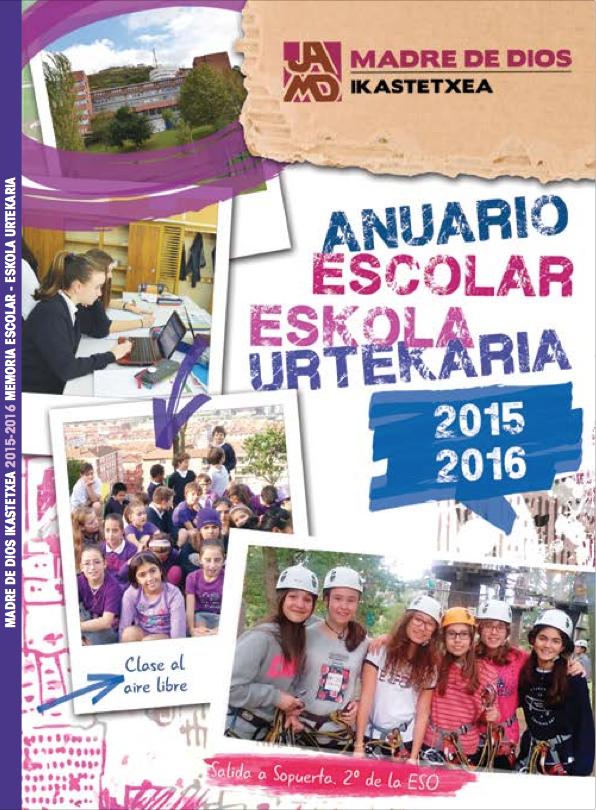 Anuario 2015 - 2016