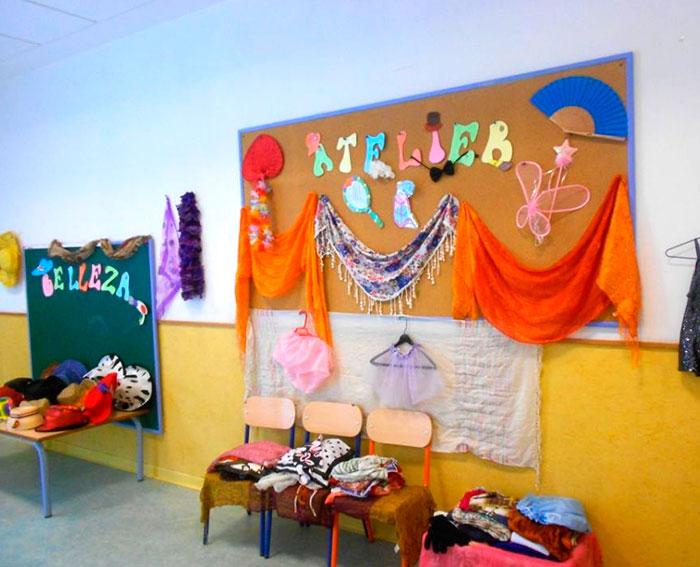 Atelier Colegio Madre de Dios