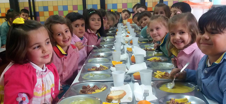 Comedor Colegio Madre de Dios