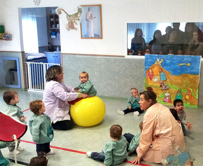 Educación infantil Colegio Madre de Dios