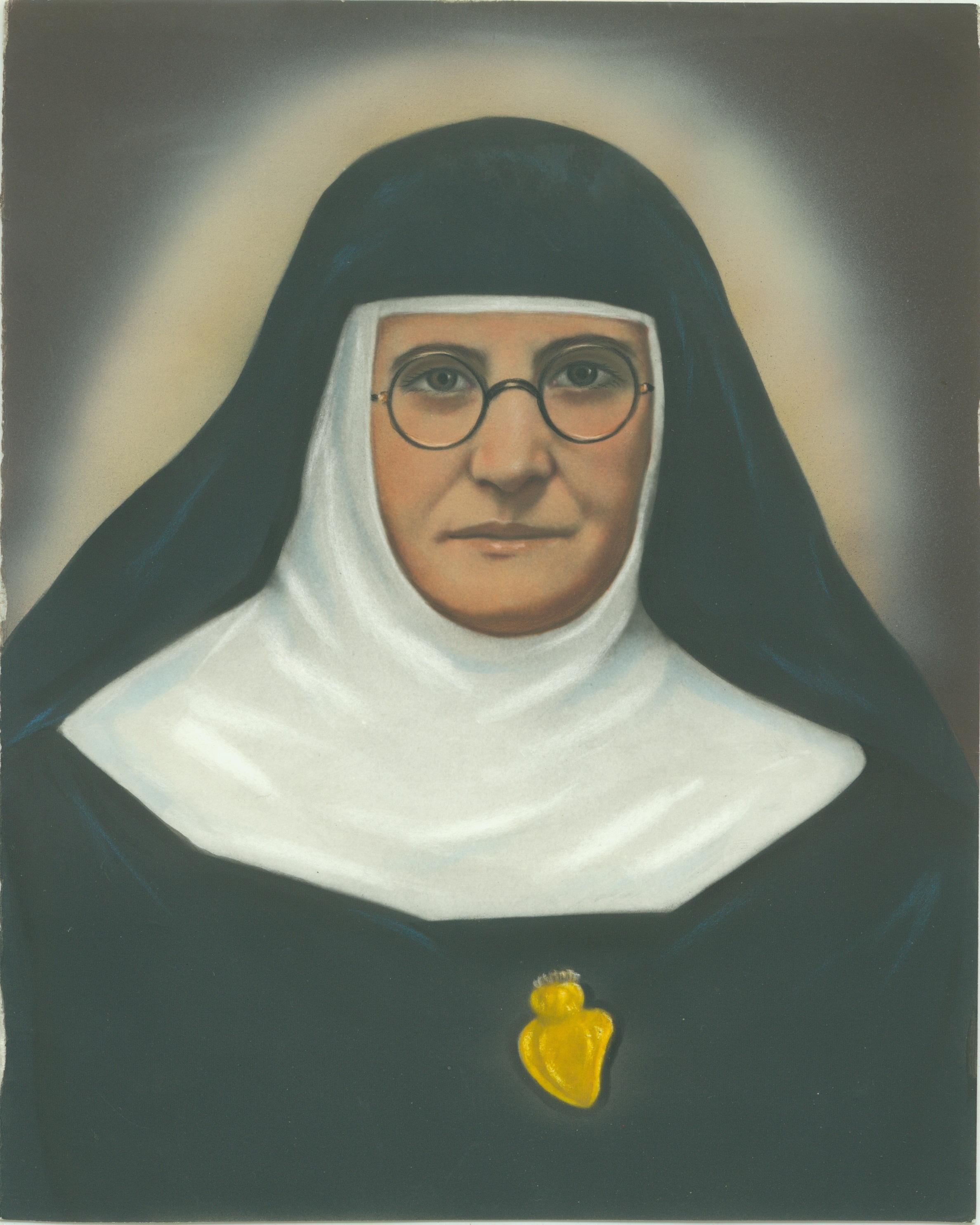 Madre Trinidad Carreras