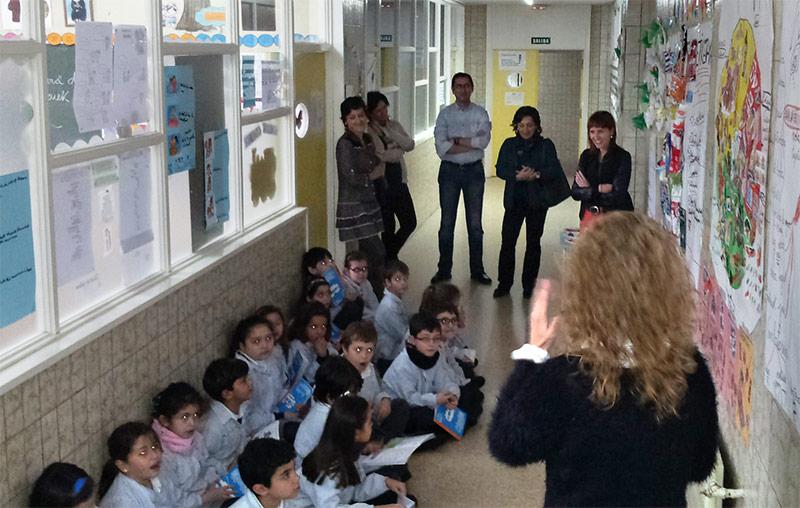 Educación primaria Colegio Madre de Dios