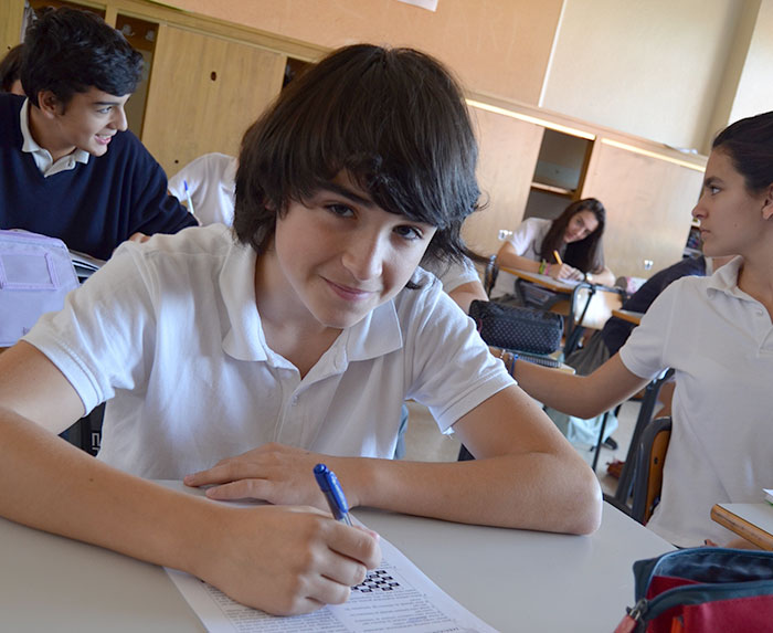Educación secundaria Colegio Madre de Dios