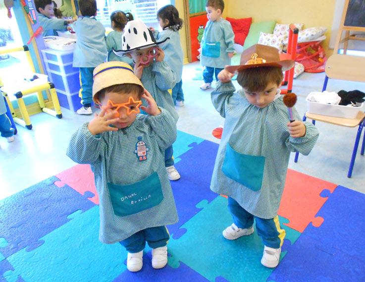 Atelier - Educación Infantil