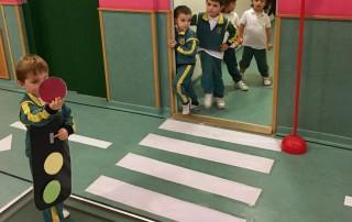 Garraiobideak - Proyecto de los medios de transporte en Educación Infantil