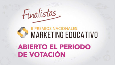 votacion finalistas premios marketing educativo