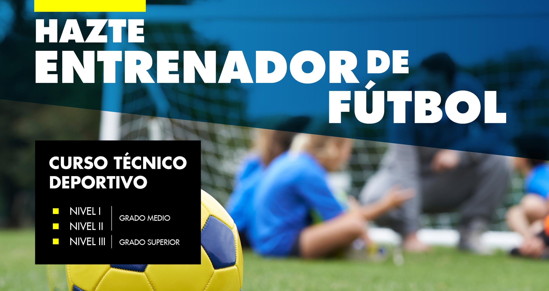 Cursos entrenador de fútbol 2019-2020