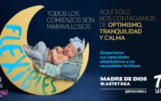 campaña Matriculacion guarderia curso2021-22 Bilbao