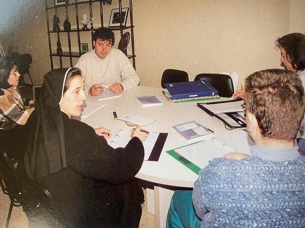 Historia Colegio Madre de Dios Ikastetxea